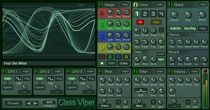 Glass Viper