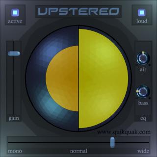UpStereo